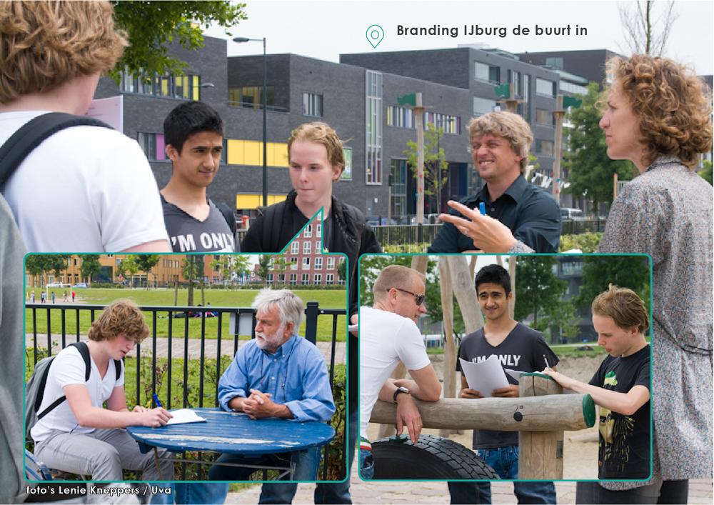 Branding IJburg De Buurt In