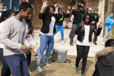 Dans Mee Met De Flashmob!