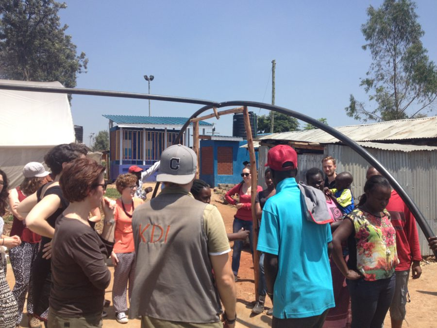'Placemaking Tour' Africa Research Program (INTI)