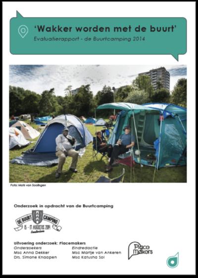 Evaluatierapport 'Wakker Worden Met De Buurt'