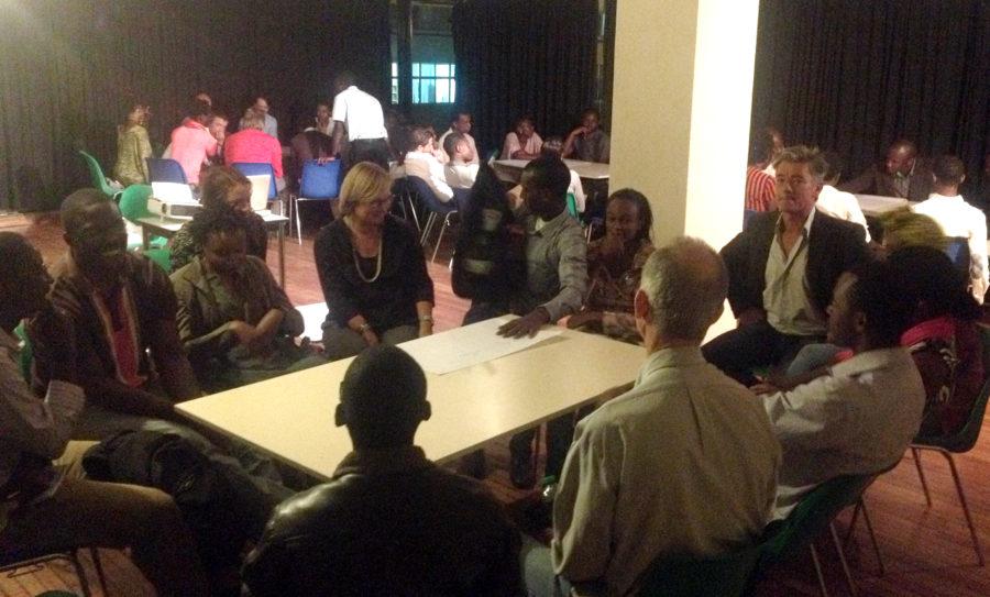 Urban Enthusiasts Discuss Placemaking Nairobi