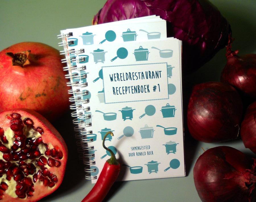 Te Koop: Wereldrestaurant Receptenboek #1