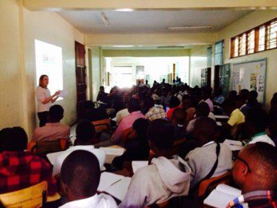 Placemaking Lecture TU Kenya