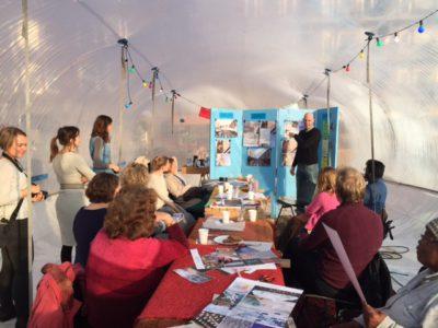Ontwerp Workshop Jan Eef Feestverlichting Met De Buurt
