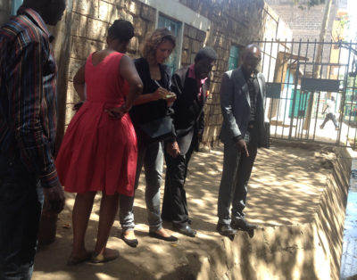 Judge Improving Dandora's Spaces