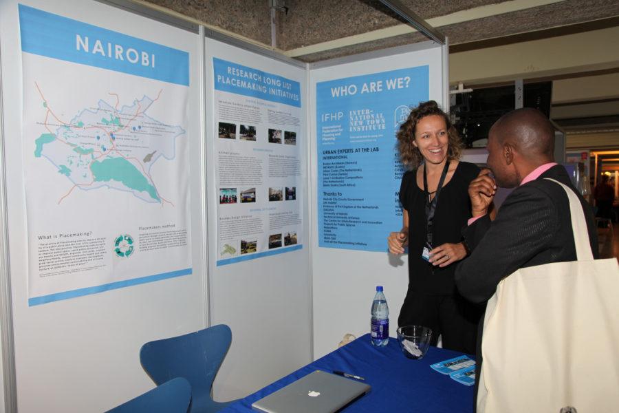 Making Cities Together Exhibits At Prepcom2/ GC25, UN-Habitat