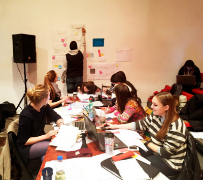 Belgrade Scapeslab: Social Context Mapping
