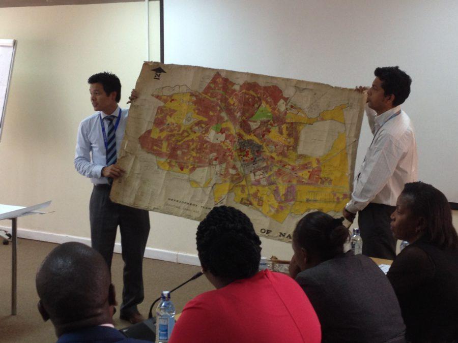UN-Habitat Workshop: Creating Great People-places