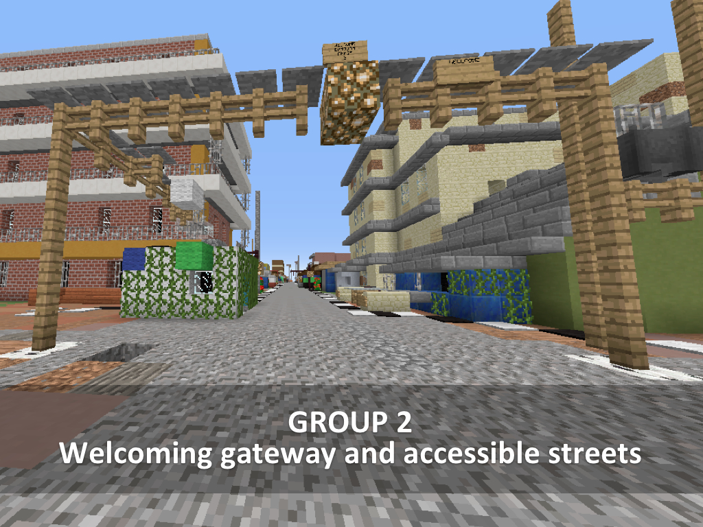 Making Cities Together #4 Minecraft Community Workshop