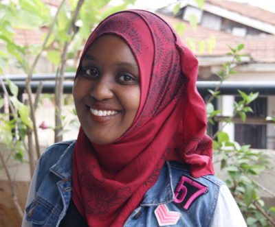 Placemakers Welcomes Fatuma Abdi Tari