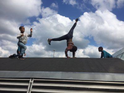 Kindvriendelijkheid Loopdekken Bijlmerplein