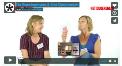 De Buurtcampus Geselecteerd Voor Amsterdammers Maak Je Stad