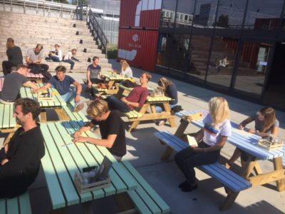Nieuw UvA Vak: Placemaking, Estafette Voor Stadsontwikkeling