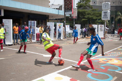 Placemaking Week Nairobi, 2017